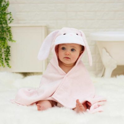 For Bonny Bunny baby towel