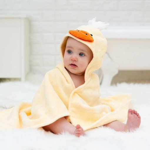 For Cuddly Duck baby towel